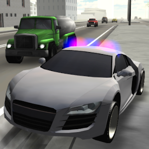 Police City Patrol Simulator for PC and MAC