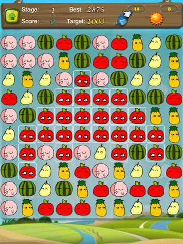 天天消水果