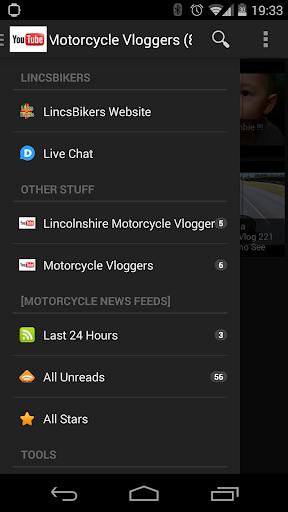 LincsBikers Mobile App