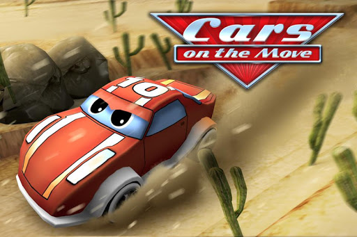Cars on the Move: The Kid Game