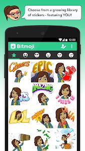 Bitmoji - Your Avatar Emoji v1.10.444