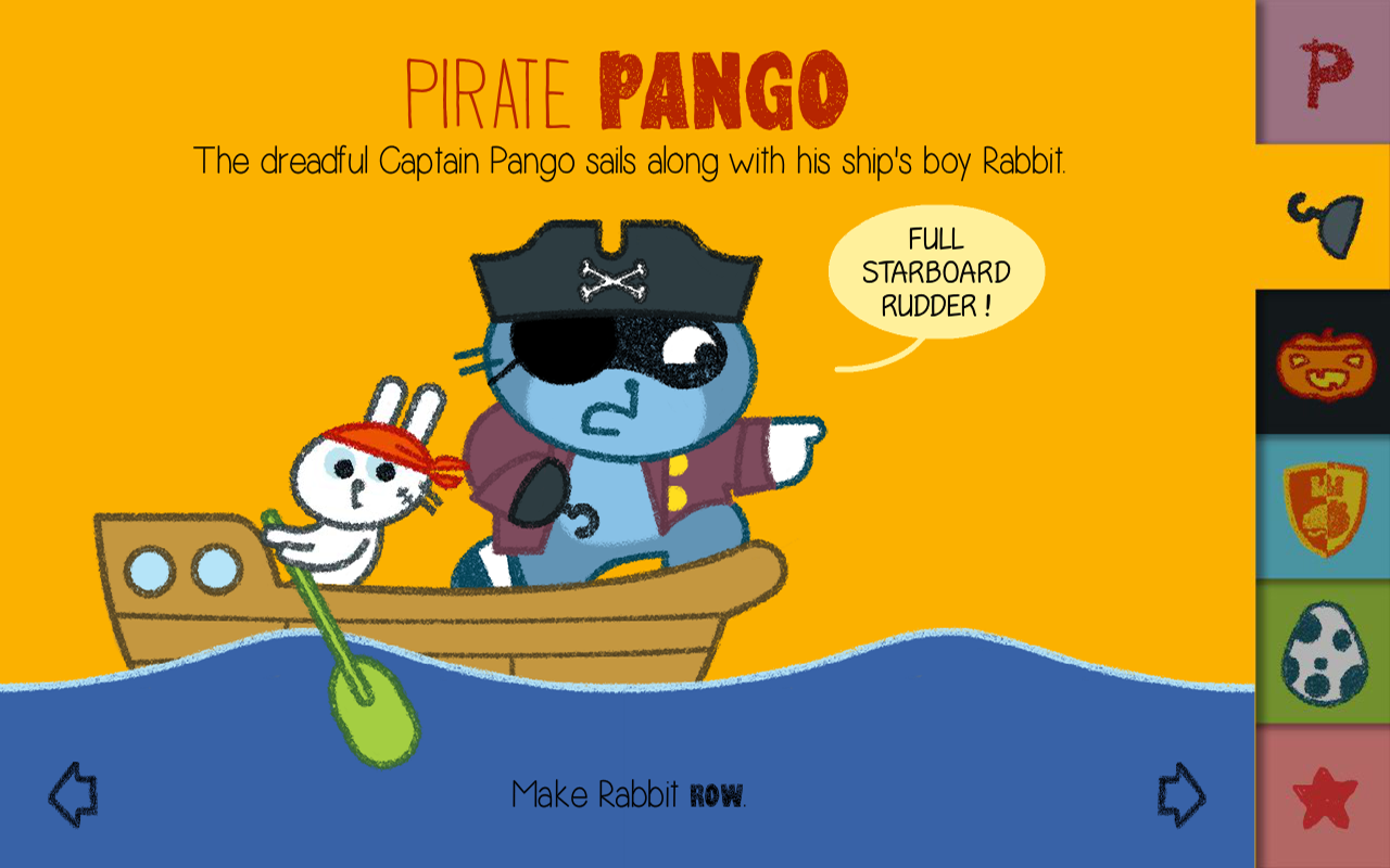 Pango Disguises- screenshot