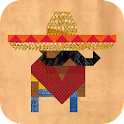 The pursuit of tacos icon