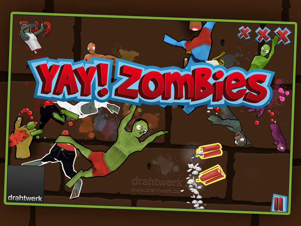 Yay! Zombies- screenshot