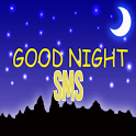 Best Good Night SMS App icon