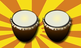 Screenshot of Taiko Drums