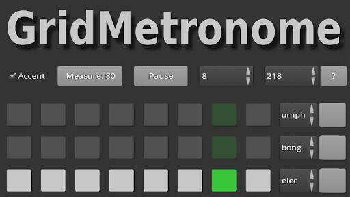 Grid Metronome