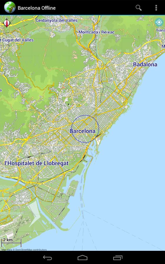 Map Of Spain Google.Spain Casino Map