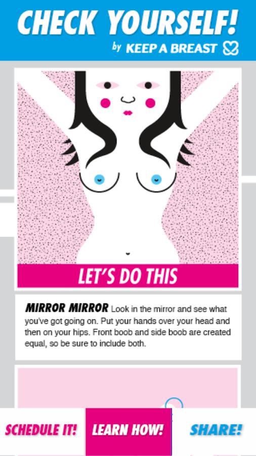 Check Yourself! - screenshot