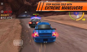 Screenshot of Need for Speed Hot Pursuit