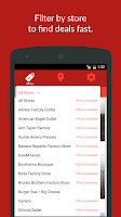 Screenshot of NEX Outlets
