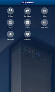 ZACH Theatre- screenshot thumbnail