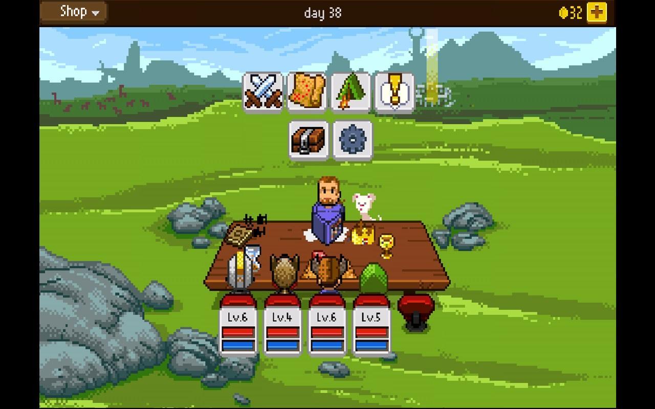 Knights of Pen & Paper +1 screenshot #24