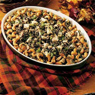 Wild Rice Harvest Casserole Recipe
