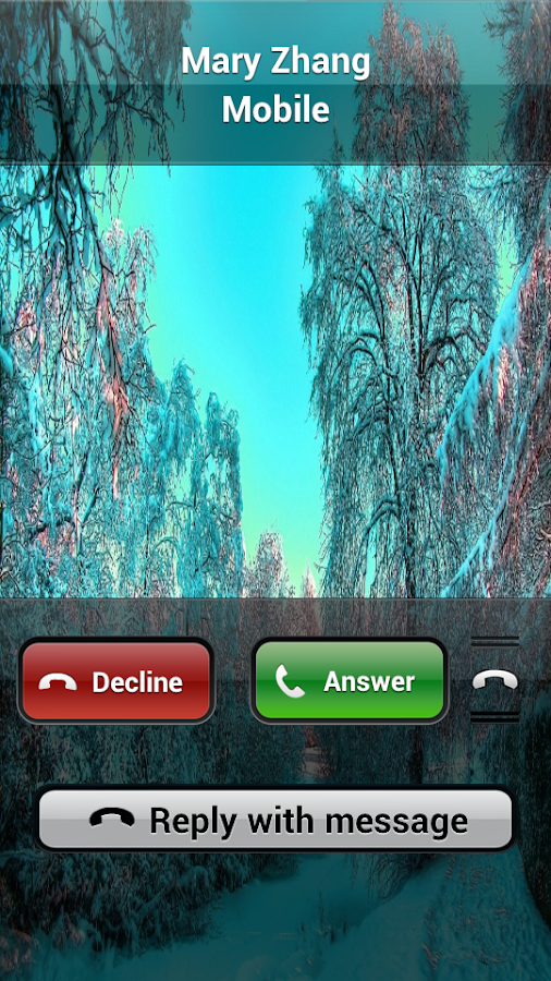 Hi Dialer - screenshot