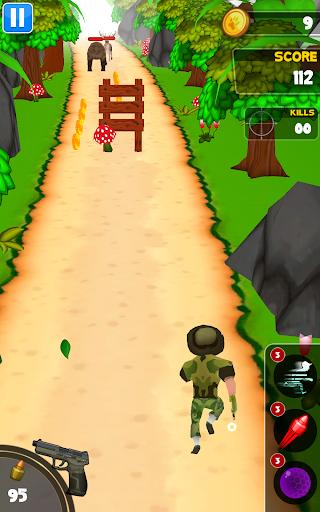 Wild Run : A Hunting Game