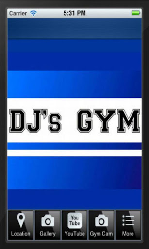 DJ's Gym