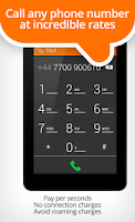 Screenshot of Mtalk: landline in your pocket