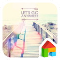 lets go anywhere dodol theme icon