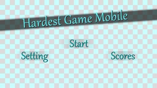 Hardest game mobile