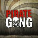 PIRATE GONG logo