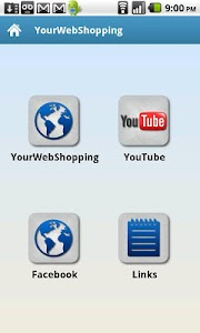 YourWebShopping screenshot 0