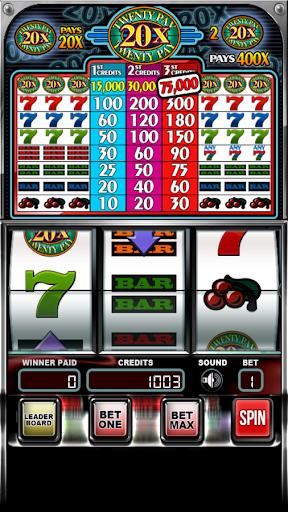 Twenty Pay Deluxe Slot Machine