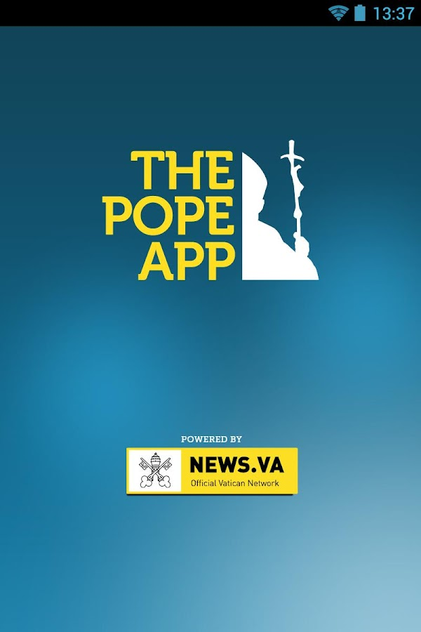 The Pope App - screenshot