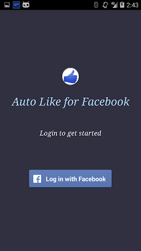 Auto Like for Facebook