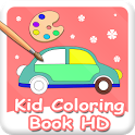 Kid Coloring HD icon