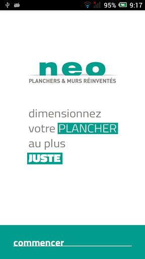 Plancher Neo