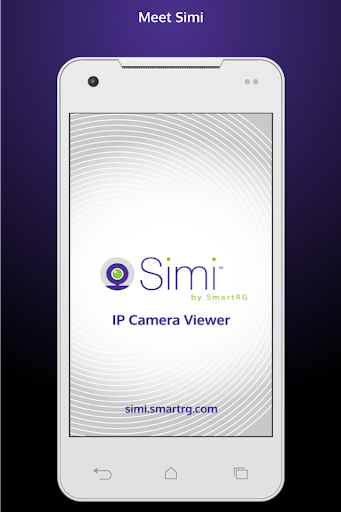 Simi IP Camera Viewer