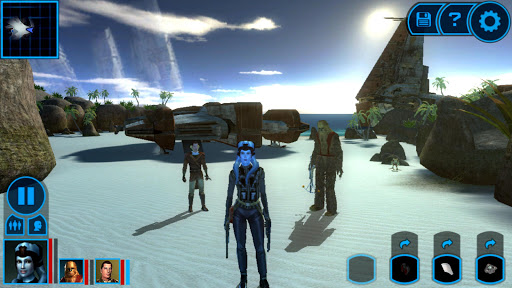 Star Warsu2122: KOTOR  screenshots 2