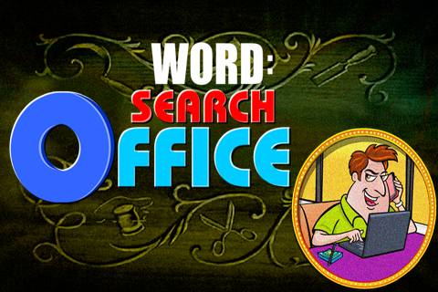 Word Search : Office