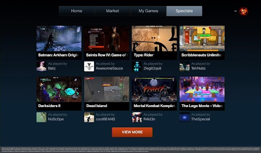OnLive - screenshot thumbnail