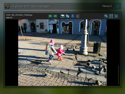 X-plore File Manager  screenshots 11