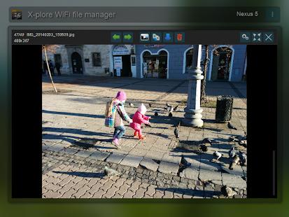 X-plore File Manager Screenshot