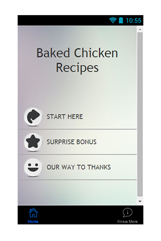 Baked Chicken Recipes