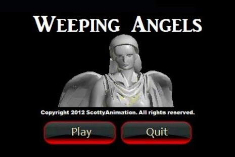 SlenderMan Weeping Angels - screenshot thumbnail