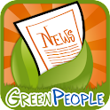 GreenPeopleSite News logo