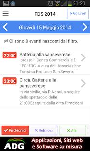 FDS 2014 - Festa del Soccorso - screenshot thumbnail