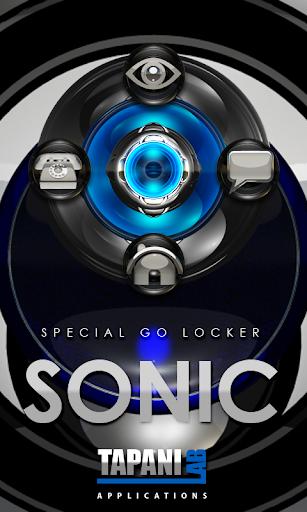 GO Locker Sonic