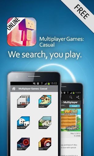 Multiplayer Games: Casual