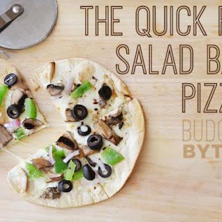 The Quick Fix Salad Bar Pizza