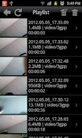Screenshot of Smart Spy Video Recorder Lite