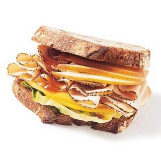 Turkey Chutney Sandwich