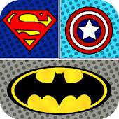 SuperHero Logo Quiz