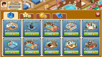 Screenshot of Happy Hotel
