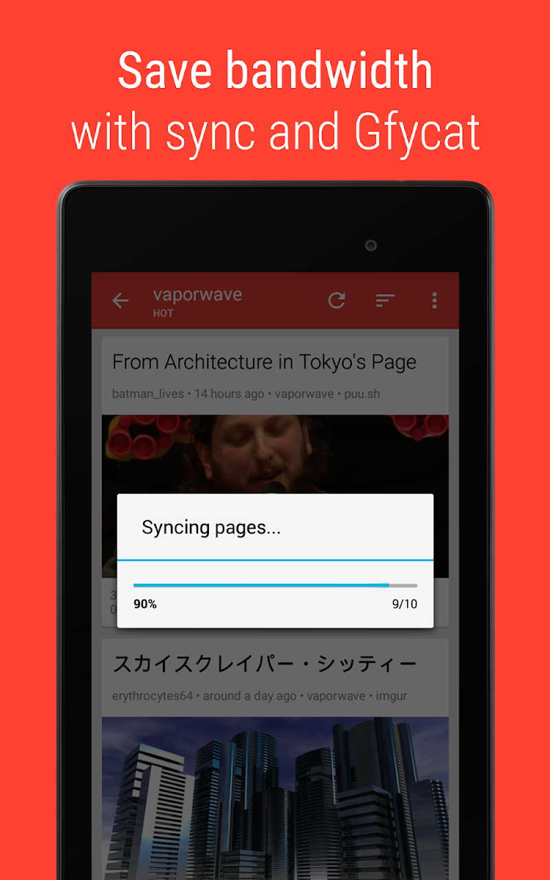 Sync for reddit (Dev) Screenshot 13