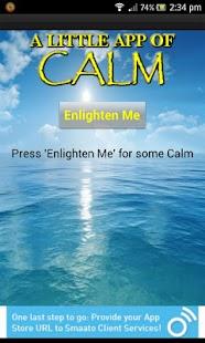 Little App of Calm